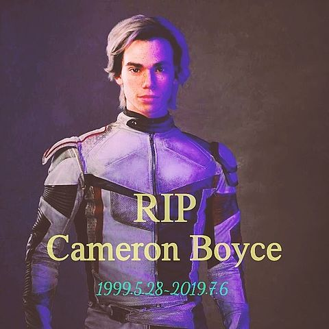 [訃報] RIP Cameron Boyce