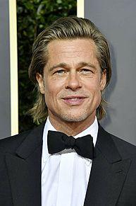 goldenglobes Brad Pitt プリ画像