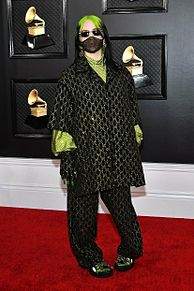 Grammys2020 Billie Eilish プリ画像