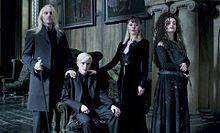harry potter  Malfoy familyの画像(ハリーポッターに関連した画像)