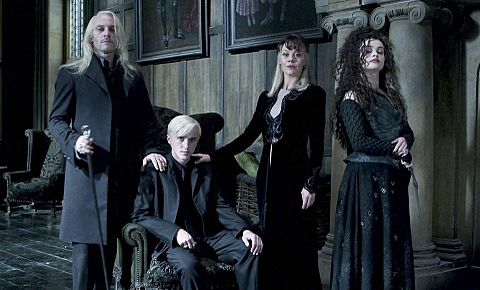harry potter  Malfoy familyの画像 プリ画像