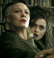 harry potter  Narsissa Bellatrixの画像(ハリーポッターに関連した画像)
