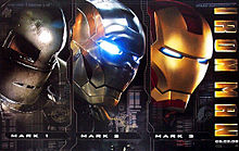 MARVEL iron manの画像(MCUに関連した画像)