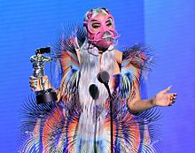 MTV VMA 2020 Lady Gaga プリ画像