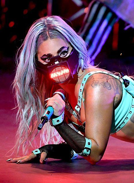 MTV VMA 2020 Lady Gagaの画像(プリ画像)