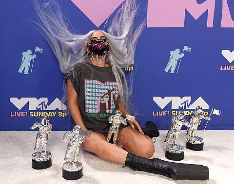 MTV VMA 2020 Lady Gagaの画像 プリ画像