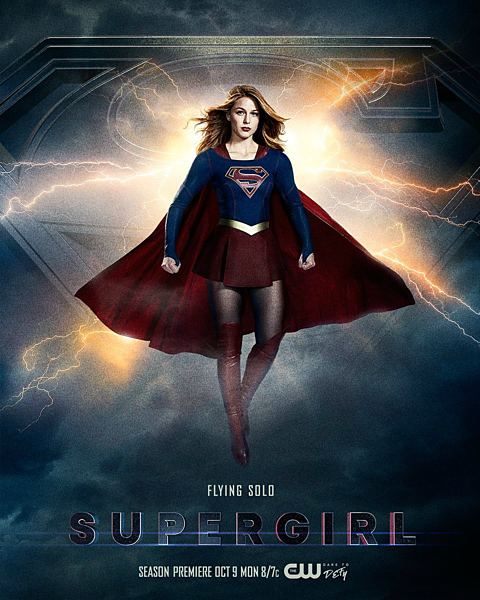 supergirl Melissa Benoistの画像 プリ画像