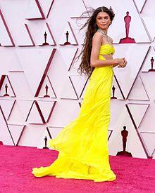 oscars 2021 Zendayaの画像(Oscarsに関連した画像)