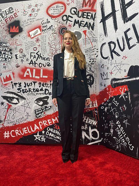 cruella Emma Stoneの画像(プリ画像)