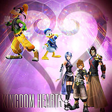 KINGDOM HEARTSの画像(プリ画像)