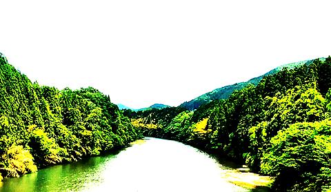 風景画の画像 プリ画像