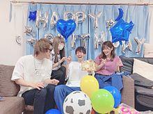 テオくんの誕生日 〜青ラブ〜の画像(まあたそに関連した画像)