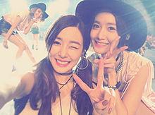 yoona tiffany sooyoungの画像(티파니に関連した画像)