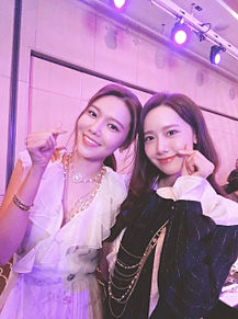yoona sooyoung プリ画像