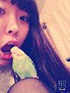 インコを食す プリ画像