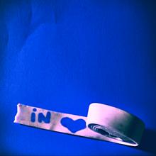 マステリボン 青色 水色 スカイブルーの画像(ギンガムチェックに関連した画像)