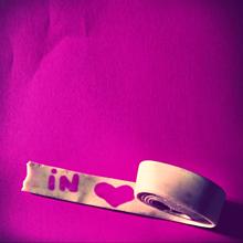 マステリボン 桃色 ピンクの画像(ギンガムチェックに関連した画像)