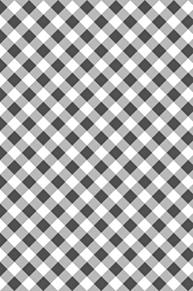 ギンガムチェック 黒色 ブラックの画像(プリ画像)