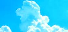 空 青色 水色 スカイブルーの画像(スカイブルーに関連した画像)