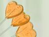ポップキャンディー 橙色 オレンジ プリ画像