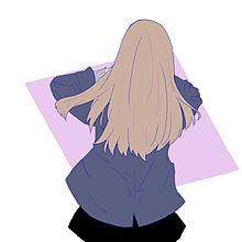 後ろ姿の画像(女子高校生に関連した画像)