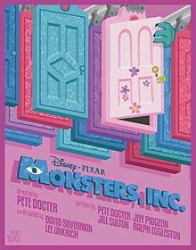ディズニー ドア モンスターズインクの画像11点 完全無料画像