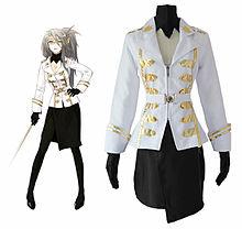 セレニケ・アイスコル・ユグドミレニア コスプレ衣装 Fateの画像(ユグに関連した画像)