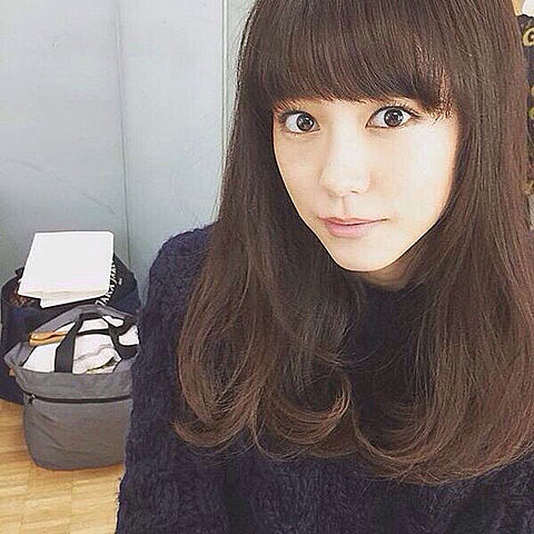 桐谷美玲・原画の画像 プリ画像