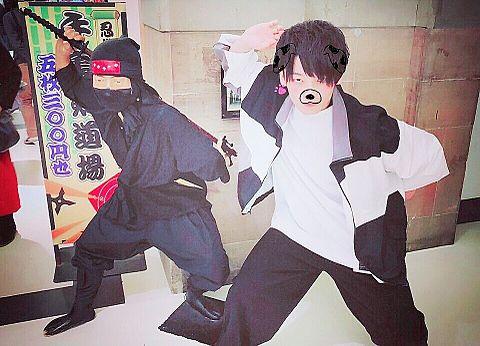 ( 'ω')クッ!忍者にハンノシテナカッター(泣)wwwの画像(プリ画像)