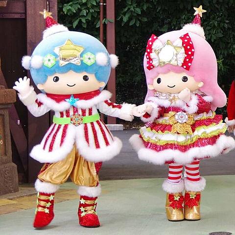 ハーモニーランド クリスマスバージョンの画像(プリ画像)