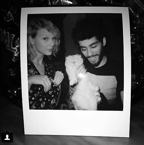Taylor&Zaynの画像(プリ画像)