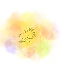 スヌーピーパステルイラストゆめかわいいおしゃれシンプルカラフルの画像(かわいいおしゃれに関連した画像)