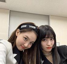 TWICE ナヨン モモの画像(twiceナヨンに関連した画像)