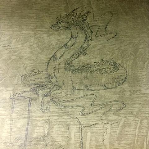 龍の画像(プリ画像)