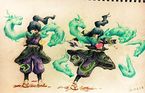 妖怪ウォッチ オロチの画像 プリ画像