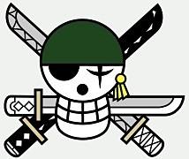 ロロノア・ゾロのロゴの画像(プリ画像)