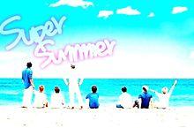 super summer*?*°の画像(プリ画像)