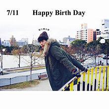 お誕生日おめでとう! プリ画像