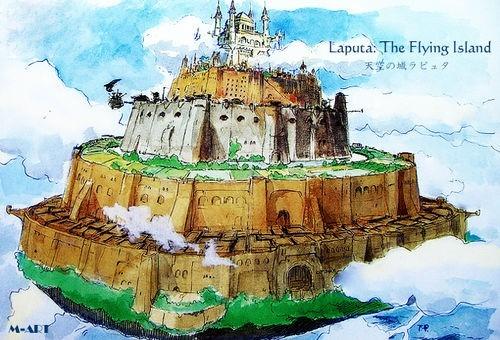 天空の城ラピュタの画像 p1_30