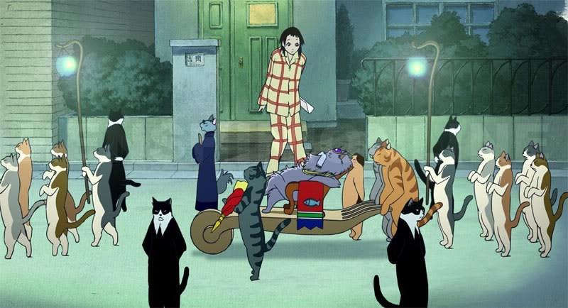 猫の恩返し ハルと猫の国のみんな