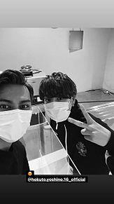 吉野北人&RYU プリ画像