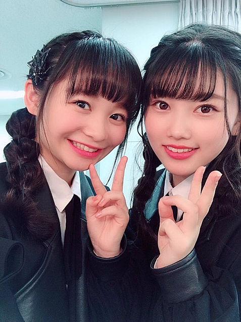 ラストアイドル   大場結女 延命杏咲実の画像 プリ画像