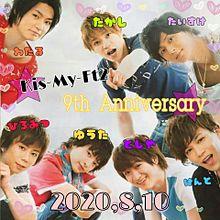 デビュー9年目おめでとう!!! プリ画像