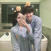 キムイェリンちゃん&韓国カップル保存の際はいいね😊