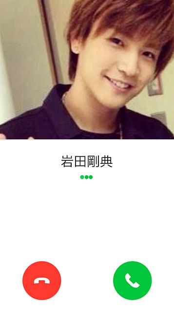 加工作品♡電話の画像(プリ画像)