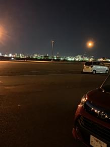 工場夜景 東扇島 川崎 プリ画像