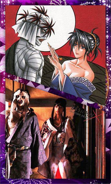 るろ剣×漫画の画像(プリ画像)