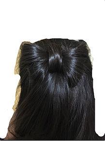 リボンヘアの画像(リボンヘアに関連した画像)