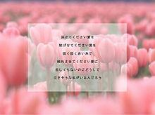 花に赤い糸/HoneyWorksの画像(プリ画像)