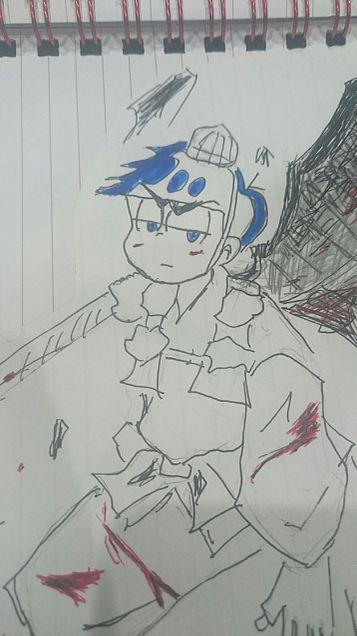 妖怪松!(カラちゃん)の画像(プリ画像)